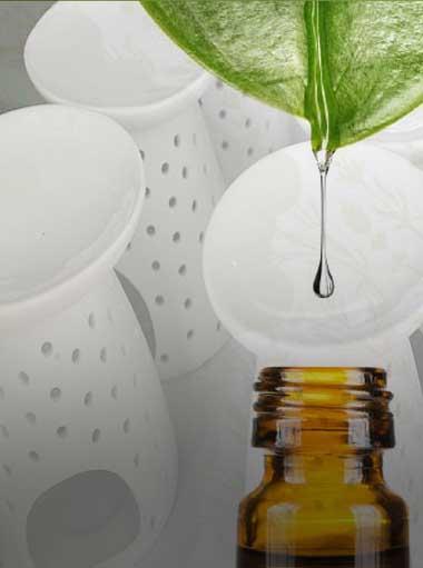 Keramik & Aromatherapie